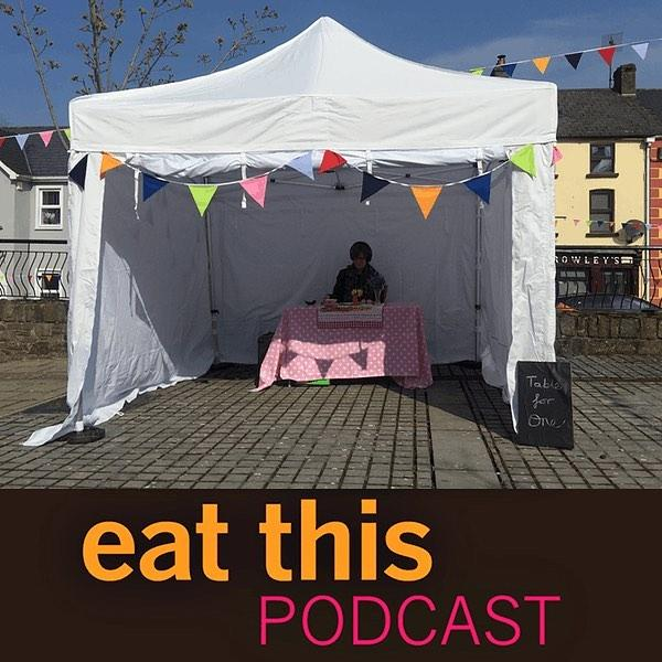 Latest episode of Eat This Podcast talks about Eating Alone. Inspired by the installation by @dearlovelucy at Hearsay International Audio Arts Festival in Ireland, people share their thoughts on eating alone, out and about and at home.  How do you feel about eating alone? I'd love to know.  Episode is at https://www.eatthispodcast.com/eating-alone with a clickable link in the bio.