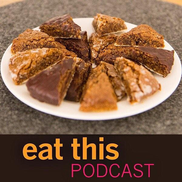 Latest episode -- link in bio and, for those not averse to a bit of cut and paste, at https://www.eatthispodcast.com/lebkuchen/ -- looks at a traditional German Christmas cookie and discovers that it wasn't at all Christmassy to begin with.