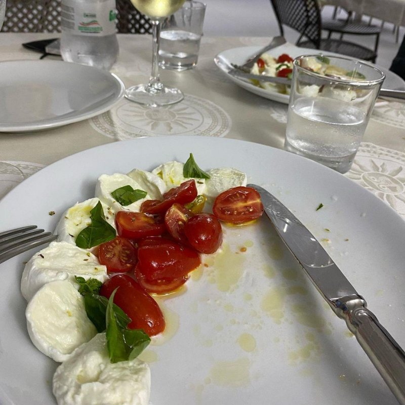 Some of the best mozzarella I have had in a long time.